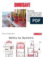 Working at Height. Develop, manufacture and supply fall-safety solutions for the construction industry