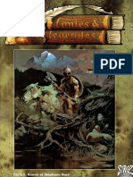 Bloodlust - Extension N°6 - Contes et Légendes