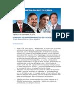 Primer Seminario de Marketing Político en Cuenca
