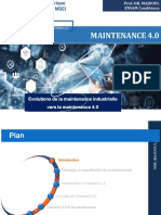 Evolution de La Maintenance Industrielle Vers La Maintenance 4.0 2EMME VERSION