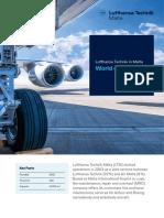 Datasheet Lufthansa Technik Malta
