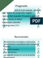 PREZENTARE CAZ oncologie