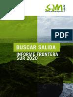Buscar Salida Informe Frontera Sur 2020 SJM