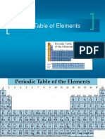 149473807 Elements and Periodic Table