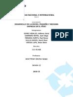 Desarrollo de la micro y pequeña empresa en el Perú