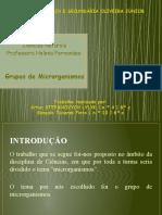 cn microrganismos