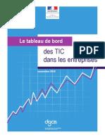 DSI_TABLEAU DE BORD DE TIC DANS LES ENTREPRISES_tbtic-2010-11