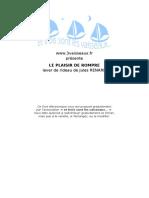 Le Plaisir de Rompre - Jules Renard
