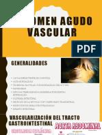 ABDOMEN AGUDO VASCULAR