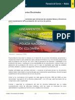Unidad 3. Documentos Doctrinales