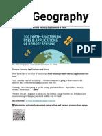 Geo applications