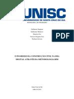 O ingresso da construção civil na era digital metodologia BIM