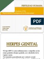 Exposición HSV2, Papiloma Humano y Promiscuidad