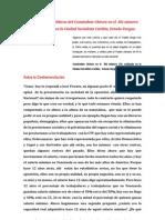 Orientaciones políticas del Comándate Chávez en el  Aló número 370, realizado en la Ciudad Socialista Caribia, en el estad