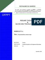 TSDI - module 4 - Programmation orientée objet
