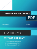 Short Wave Diathermy - Production, Techniques, Indications, Contraindications - Rohit Bhaskar PT - Ptpedia