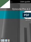 Episode Pro User Guide