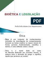 Aula 1- Bioética