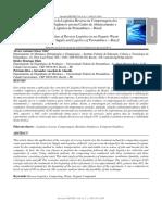 A Aplicação da Logística Reversa na Compostagem dos resíduos orgânicos em um centro de abastecimento e logistica de PE_Brasil