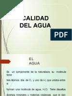 CLASE 9 CALIDAD DE AGUA PPT.pptx
