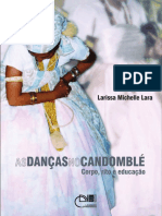 LARA, L. As Danças Do Candomblé.pdf