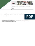 Entre o saber_fazer e o mito da intenção_as cidades brasileiras e sua forma_espaço_Valério