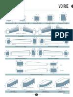 Dimensions-bordures VRD 4