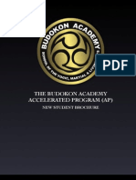 Budokon Accelerated Program
