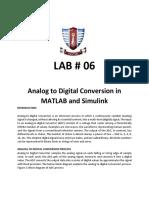 Lab 6 matlab