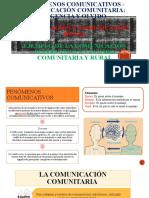 7.- Fenóm. Comumicativos (CC. comunitaria (1)