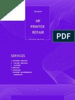 HP Printer PPT