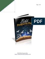 BibleProsperityPlan