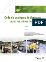 CODE DE PROTECTION ECOLOGIQUE