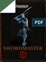 Dreadfox Games - Swordmaster