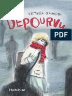 Victoria Grondin - Dépourvu-Éditions Hurtubise (2016).epub