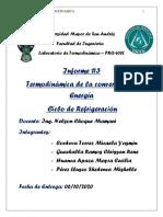 INFORME 3 -TERMODINAMICA - GRUPO MMSC