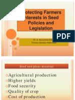Seed Bill-DNR