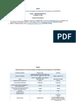 ANEXO. Especificaciones técnicas para Radios