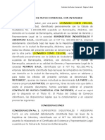 1. Contrato de Mutuo SUMIND y NETWIFI