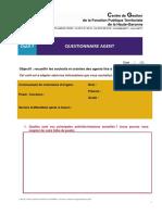 Fusion Epci - Outil 7-Questionnaire Agents
