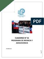 CUADERNO 001 PROGRAMA INFANCIA Y ADOLESCENCIA (1)