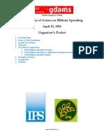GDAMS Organizers Packet
