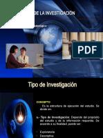 Nociones de Diseño de Investigación