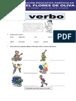 4º EL VERBO - COMUNICACIÒN