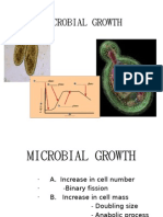 Microbial Growth(2)
