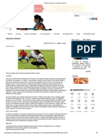 Ginástica Animal - Revista Feminina