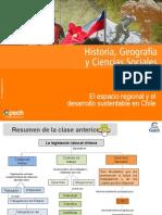Clase 9 El espacio regional y el desarrollo sustentable en Chile OK.pptx
