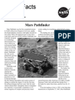 NASA Facts Mars Pathfinder