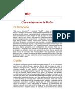 Kafka - Textos(pdf)