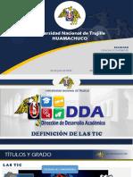 DEFINICIÓN DE LAS TIC